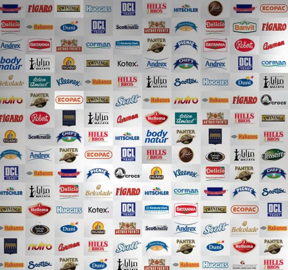 Our brandsماركاتنا التجارية - Zainal Mohebi Holdings